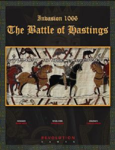 Invasion 1066 : The Battle of Hastings